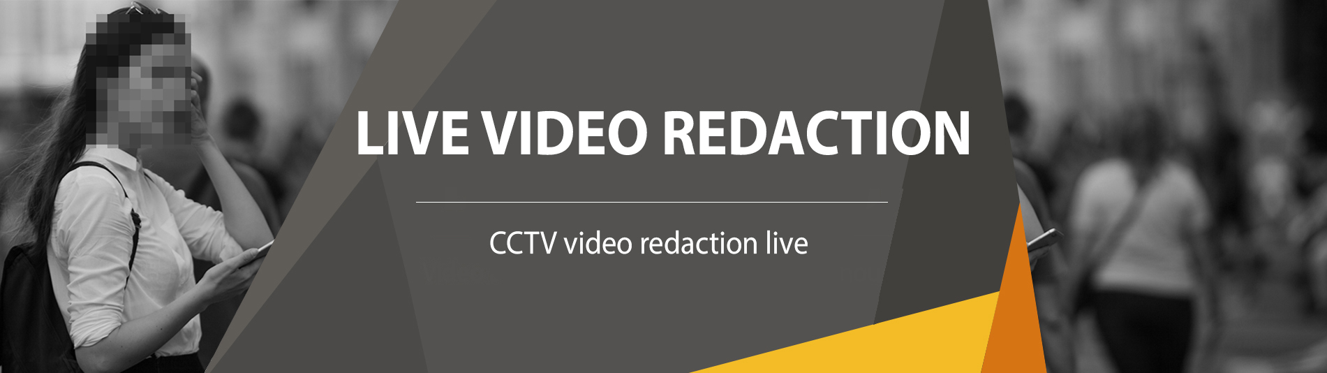 Live Video Redaction