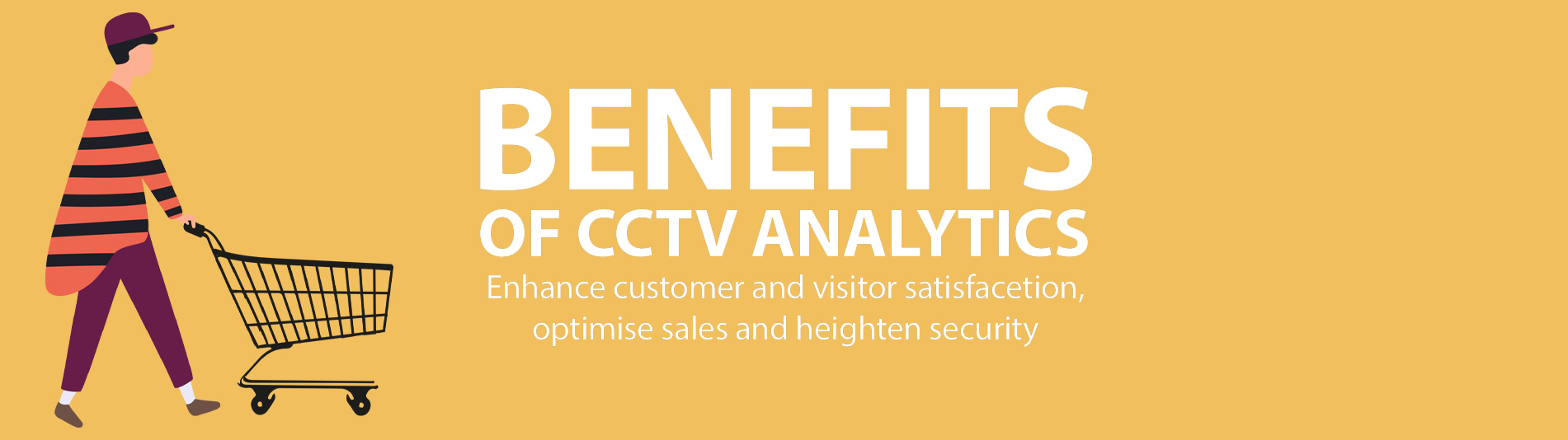 Benefits of CCTV Analytics